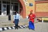 Игровой спектакль «Школа юного пешехода»